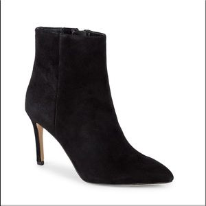 Circus by Sam Edelman black suede ankle boots 9
